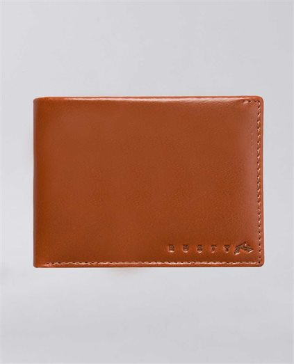 Ground 2 Leather Wallet