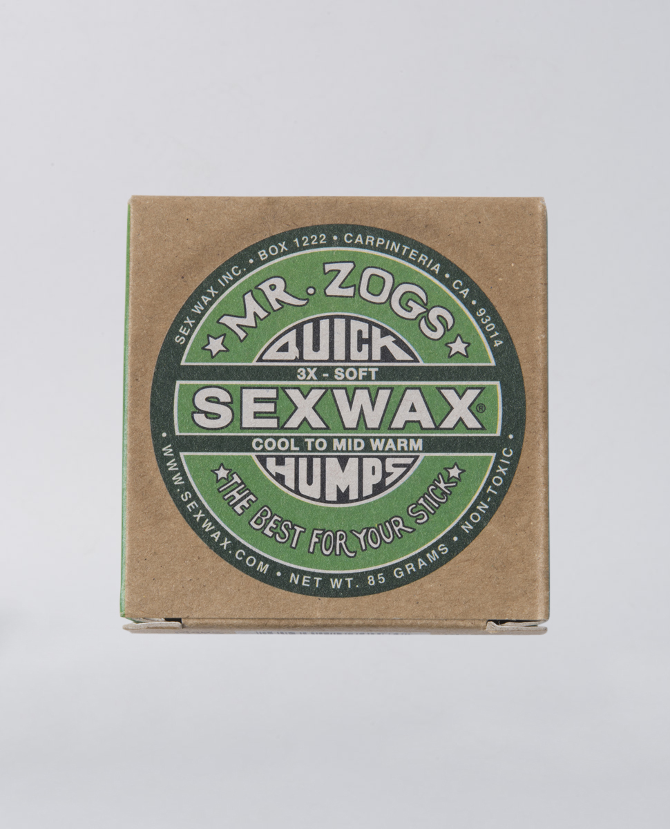 Quick Humps Cold Wax