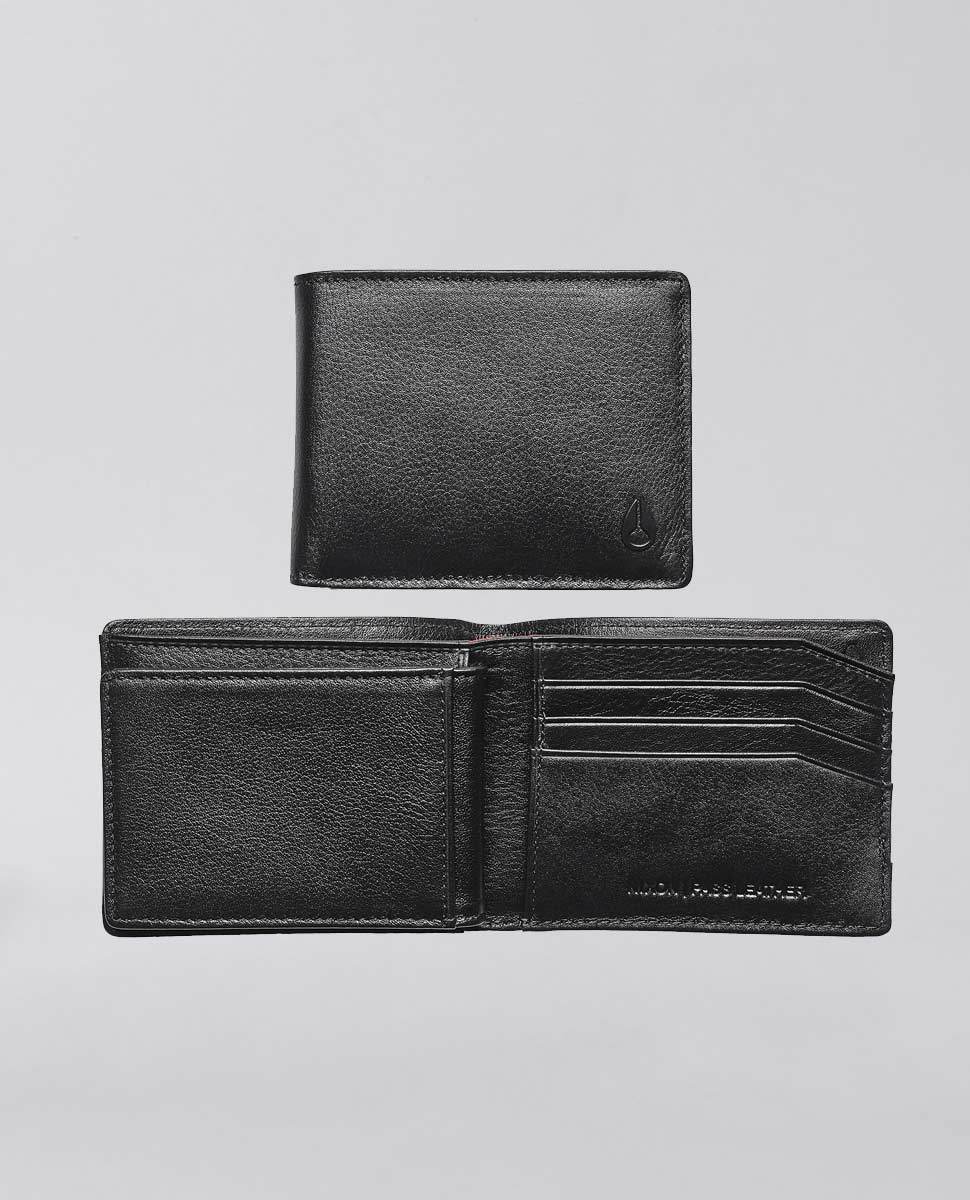 73986afff Nixon Pass Leather Wallet at Ozmosis