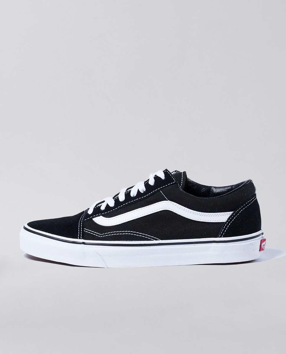 b5d167d66f Vans Old Skool Black Shoe