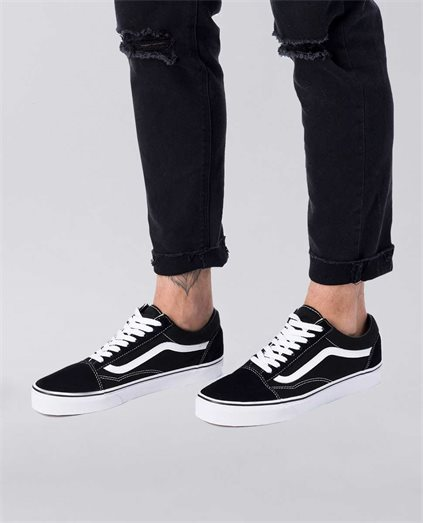 6ba027b1a2 Old Skool Black Shoe