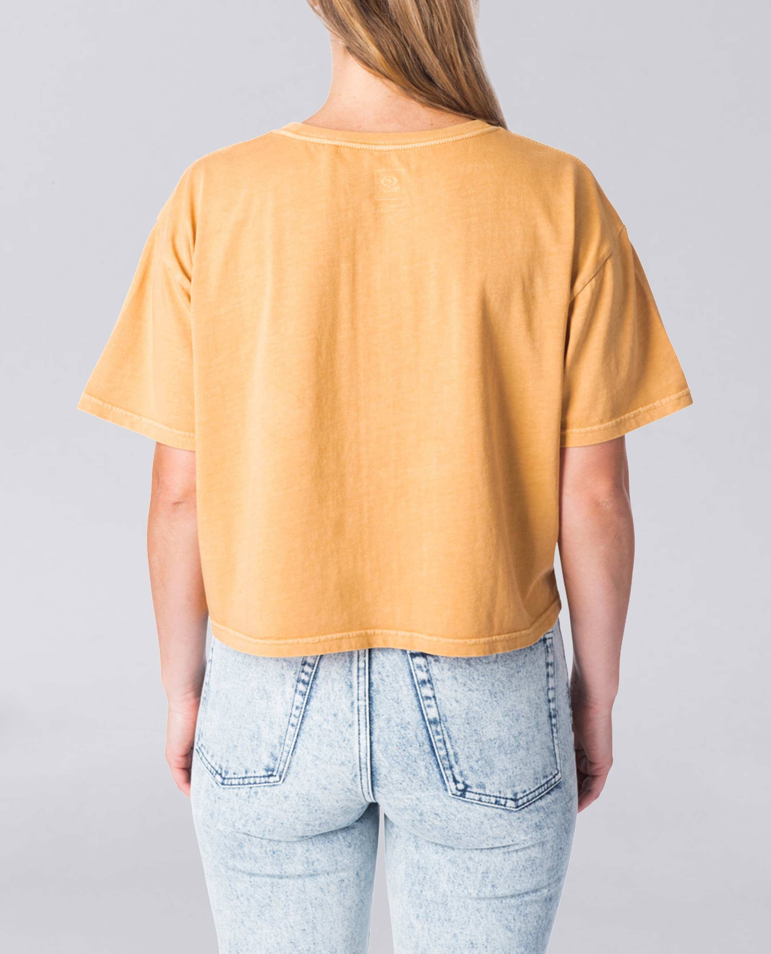Wettie Crop Tee
