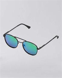 Apollo Black Smoke Sunglasses