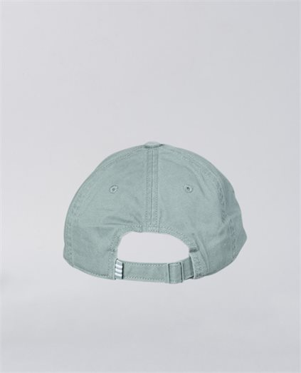 Adic Washed Cap Green