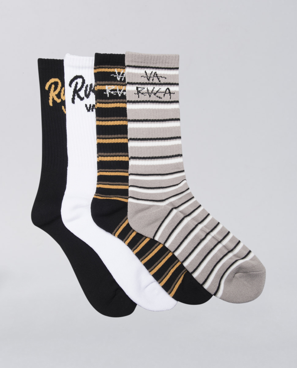 Slasher Socks 4PK