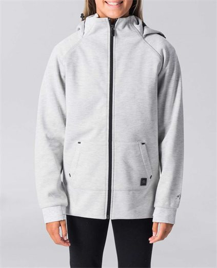 Teen Anti-Series Flux Zip Thru Hood