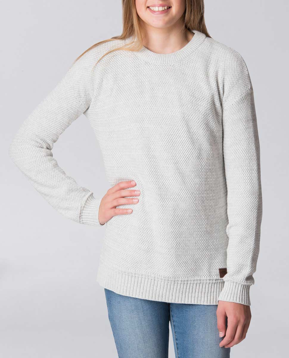 Teen Wander Knit Crew