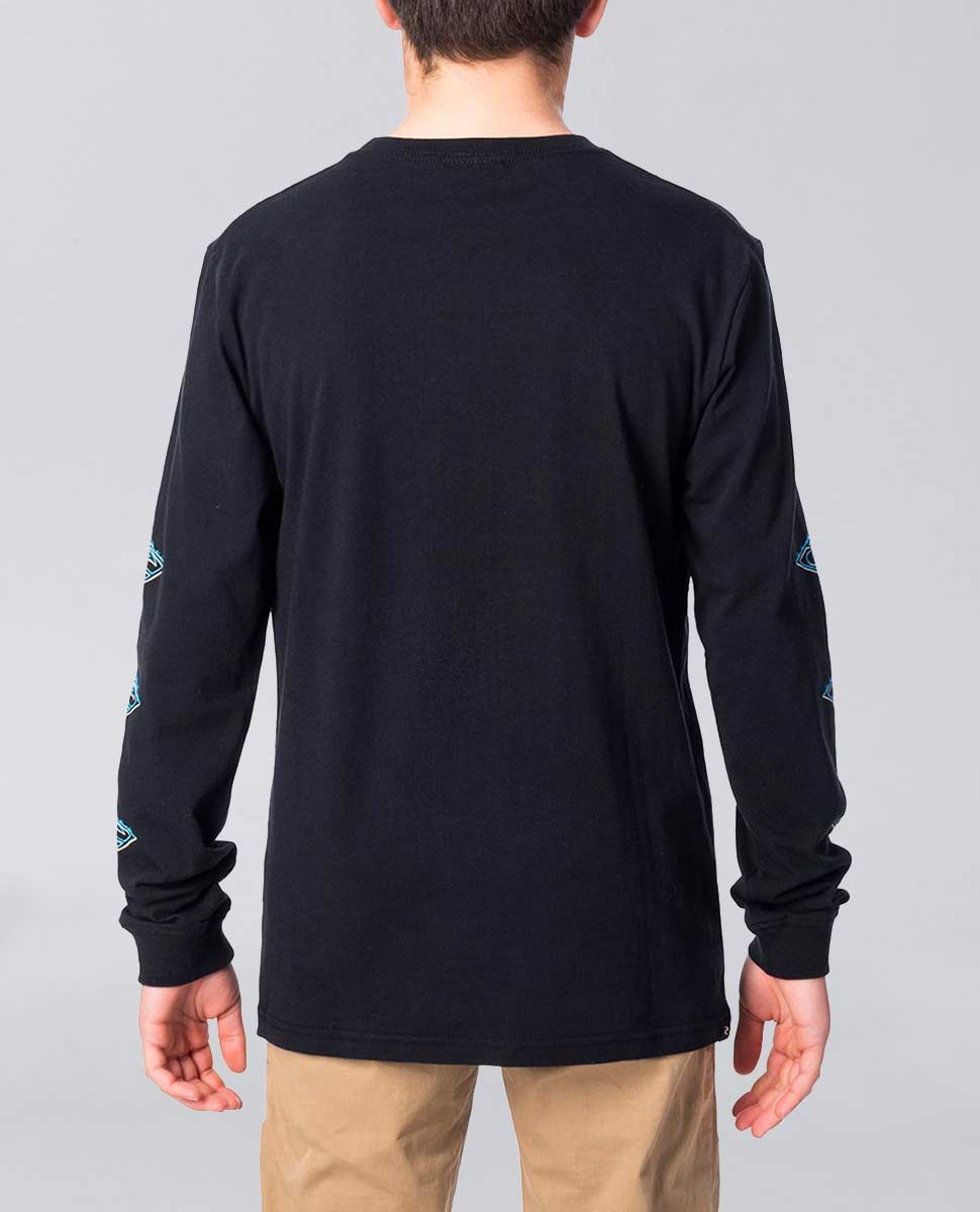 Scorcher Logo Long Sleeve Tee