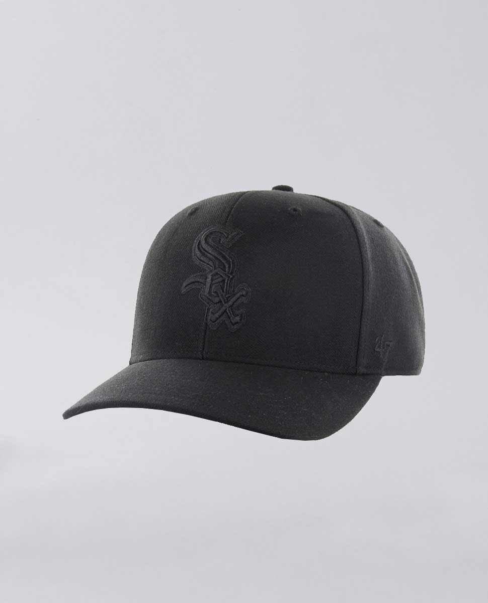 Chicago White Sox Black MVP DP Cap