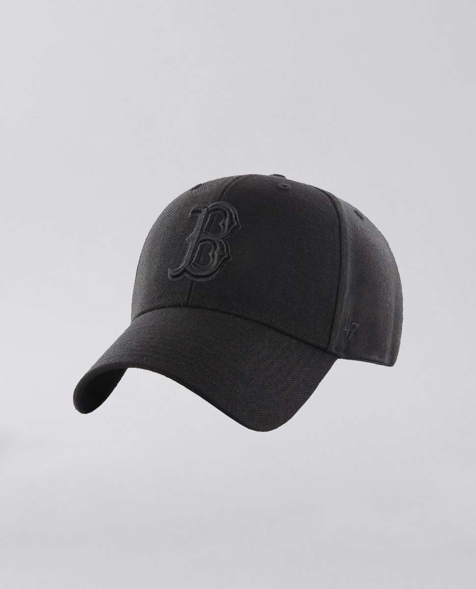 Boston Red Sox Black Tonal MVP '47 Cap