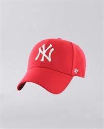 NY Yankees Red Cap