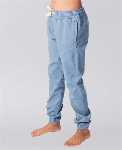 Teen Chambray Chino Pant
