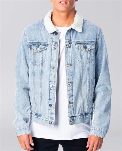 Boys Augustus Denim Jacket
