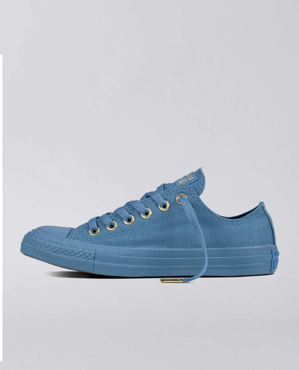 Mono Glam Low Storm Blue Shoes