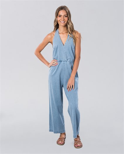 A Coney Island Jumpsuit