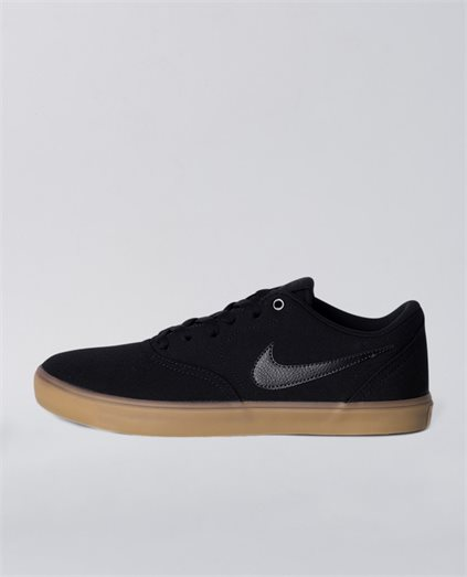 Check Solarsoft Black Gum Shoe