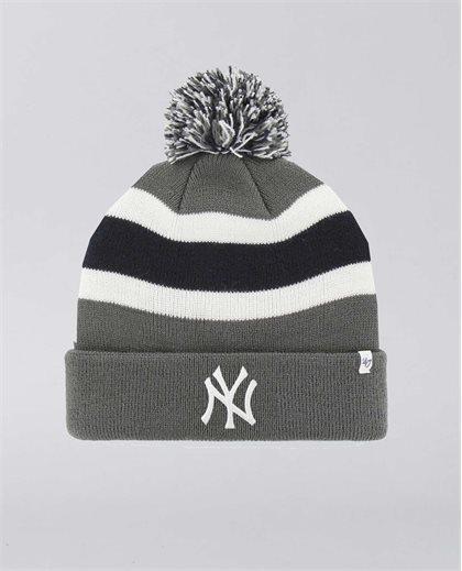 Ny Yankees Charcoal Breakaway