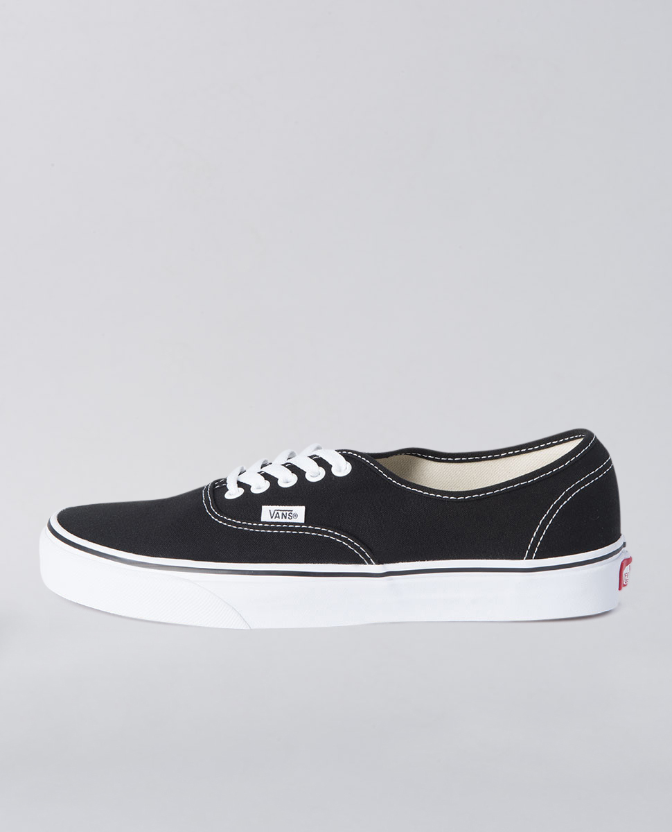 Authentic Black and White Shoe
