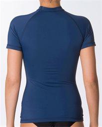 Sunny Rays Short Sleeve Rash Vest