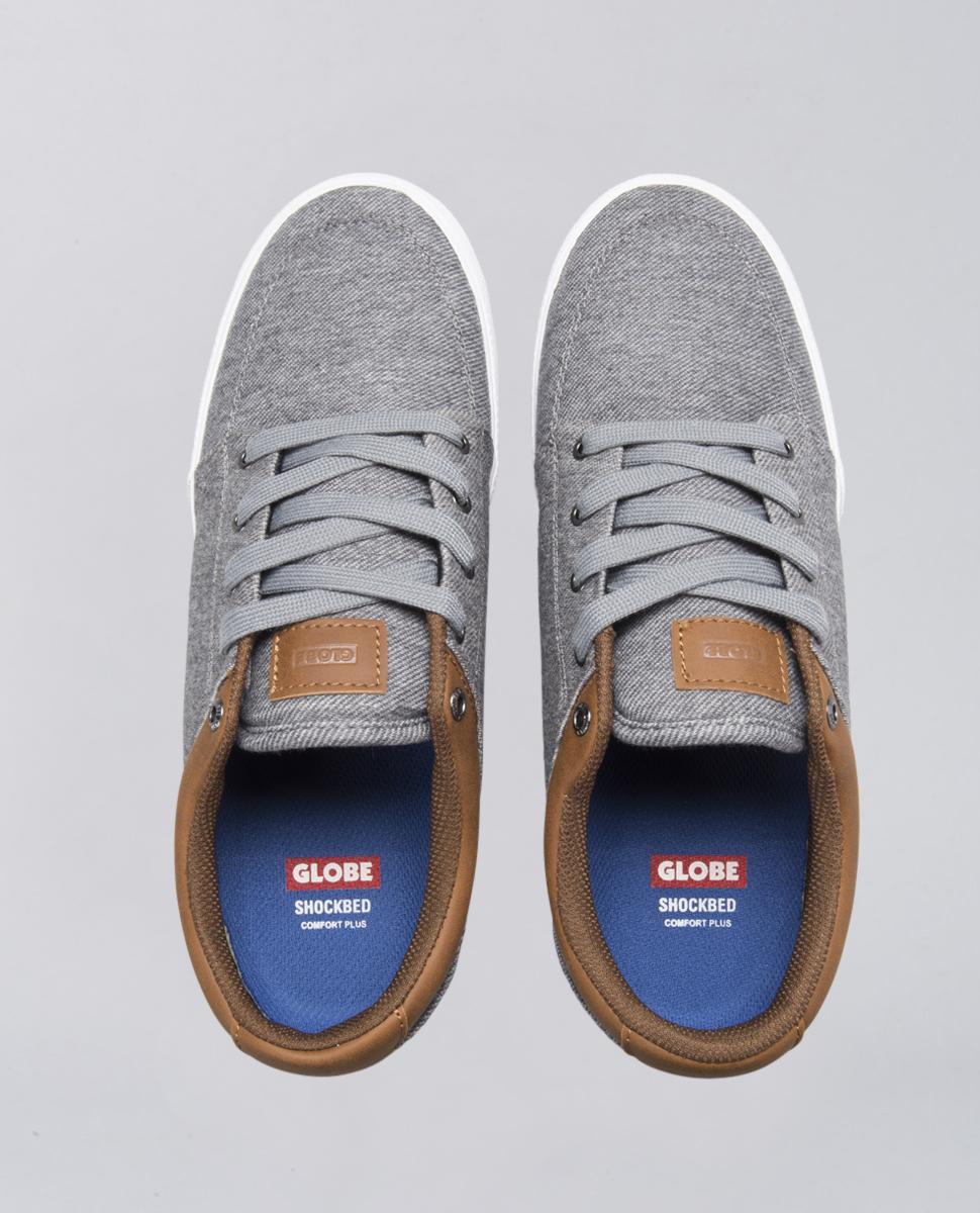 GS Grey Tobacco Brown Shoe