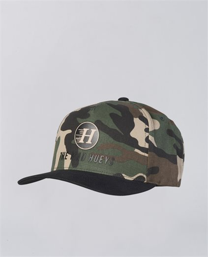 Bass Hunter Camo Cap