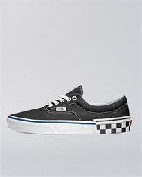 Era Check Block Black Shoes
