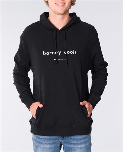Barney Cools Hood
