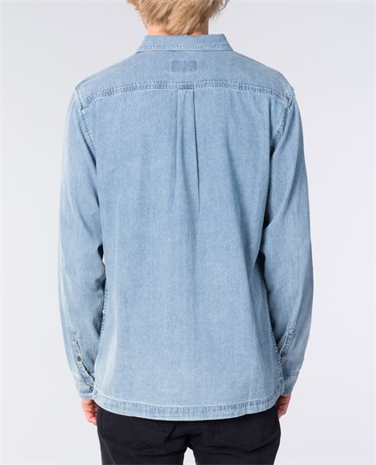 Slab Denim Shirt