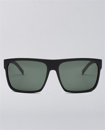 After Dark Matte Black Grey Sunglasses