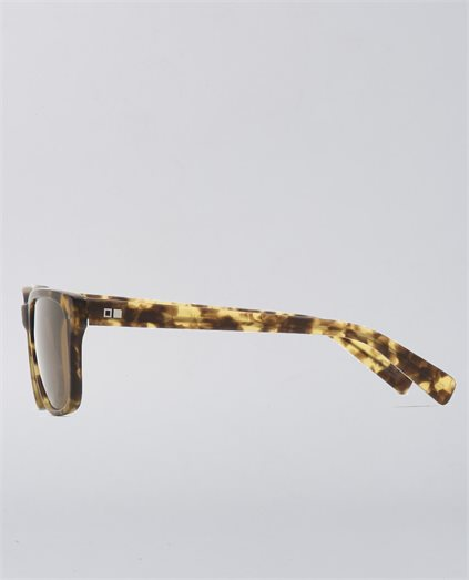 Test Of Time Matte Amber Tort Sunglasses