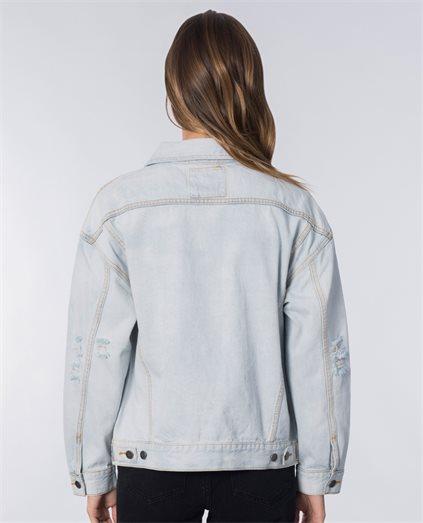 Slouch Denim Jacket