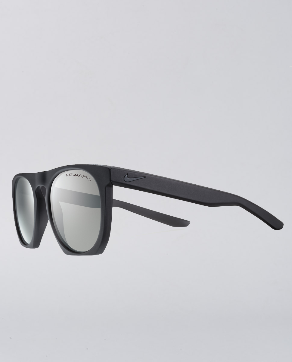 Flatspot Matte Black Deep Pewter Sunglasses