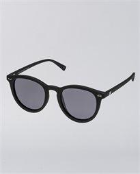 Firestarter Black Rubber Sunglasses