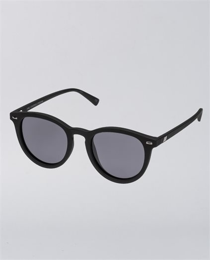 Firestarter Black Rubber Sunglasses
