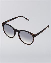Icognito Tort Rubber Sunglasses