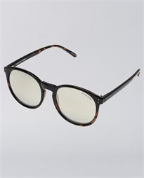 Icognito Black Tort Sunglasses
