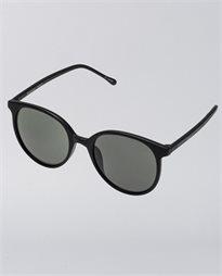 Brightside Black Rubber Sunglasses
