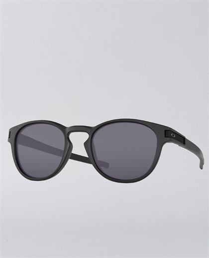 Latch Matte Black Sunglasses