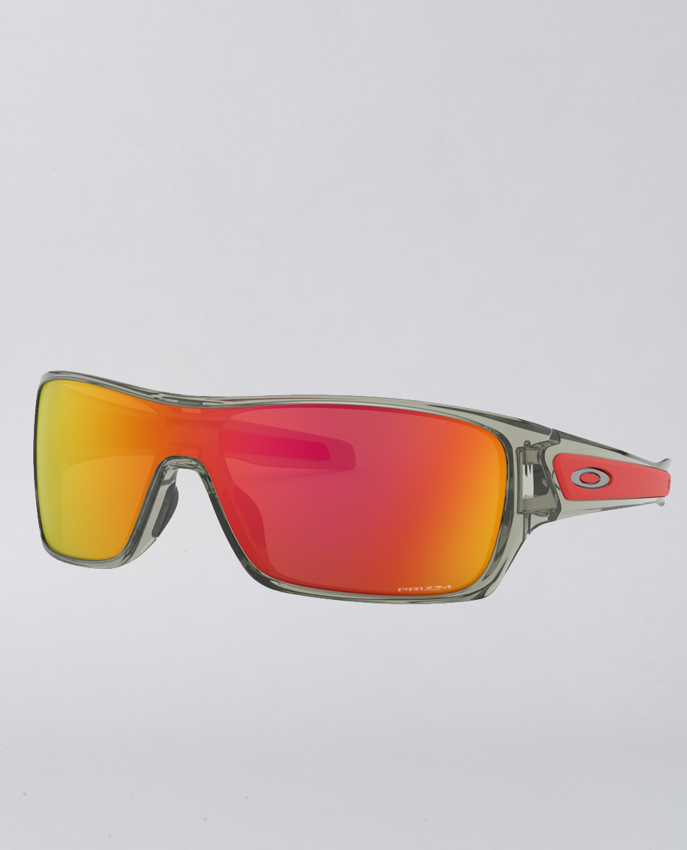Turbine Rotor Grey Ink Prizm Ruby Sunglasses