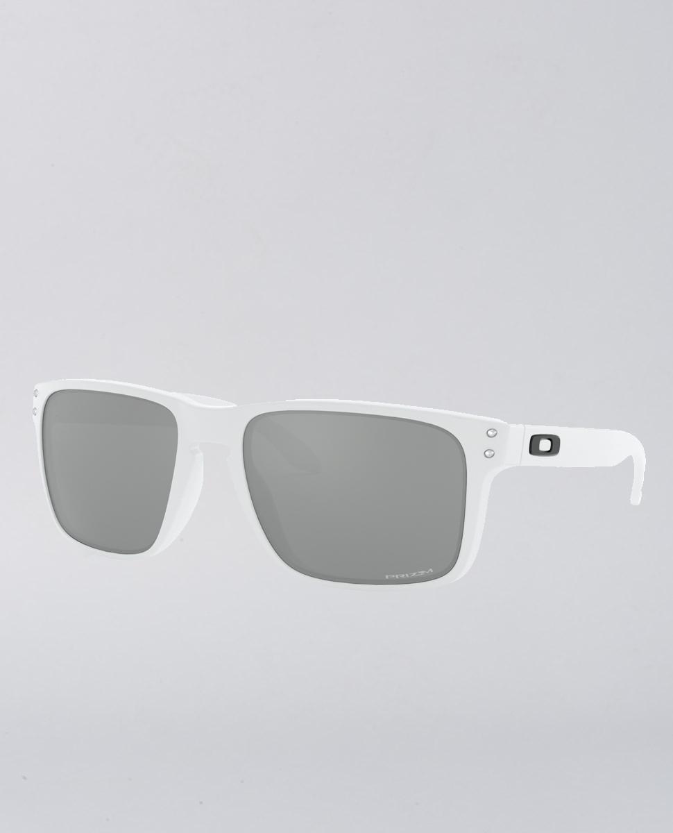 Holbrook XL Matte White Prizm Sunglasses