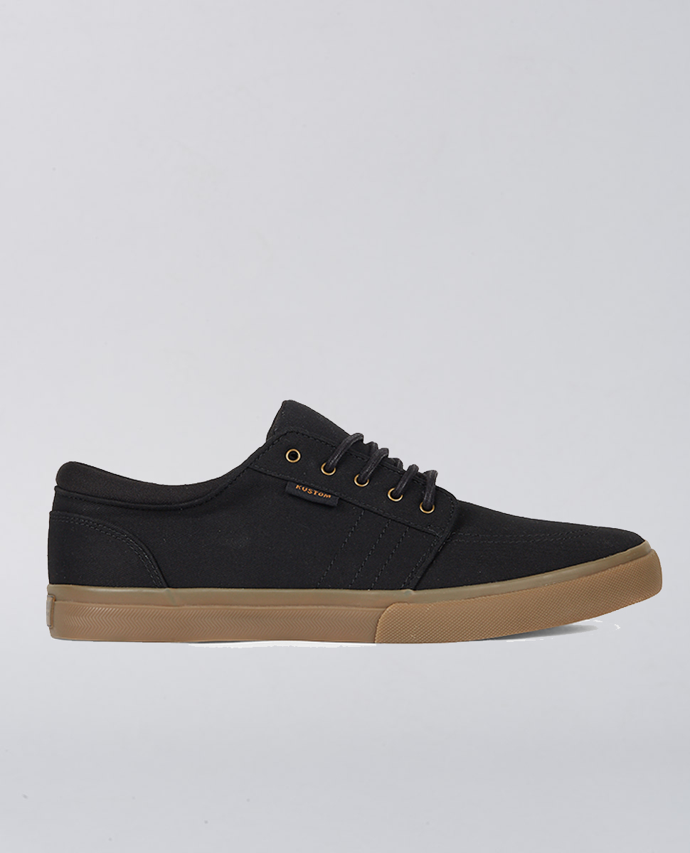 Remark 2 Black Gum Shoes
