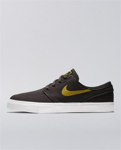 Stefan Janoski Velvet Brown Shoes