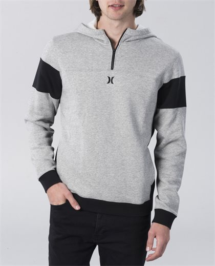Surf Check 1/4 Zip Hood
