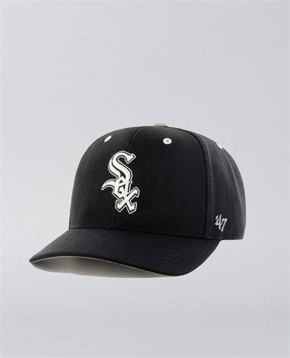 Chicago White Sox Black Cap