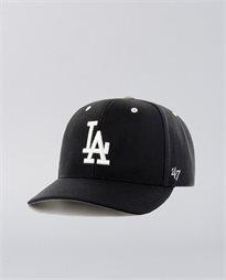 LA Dodgers Black Cap