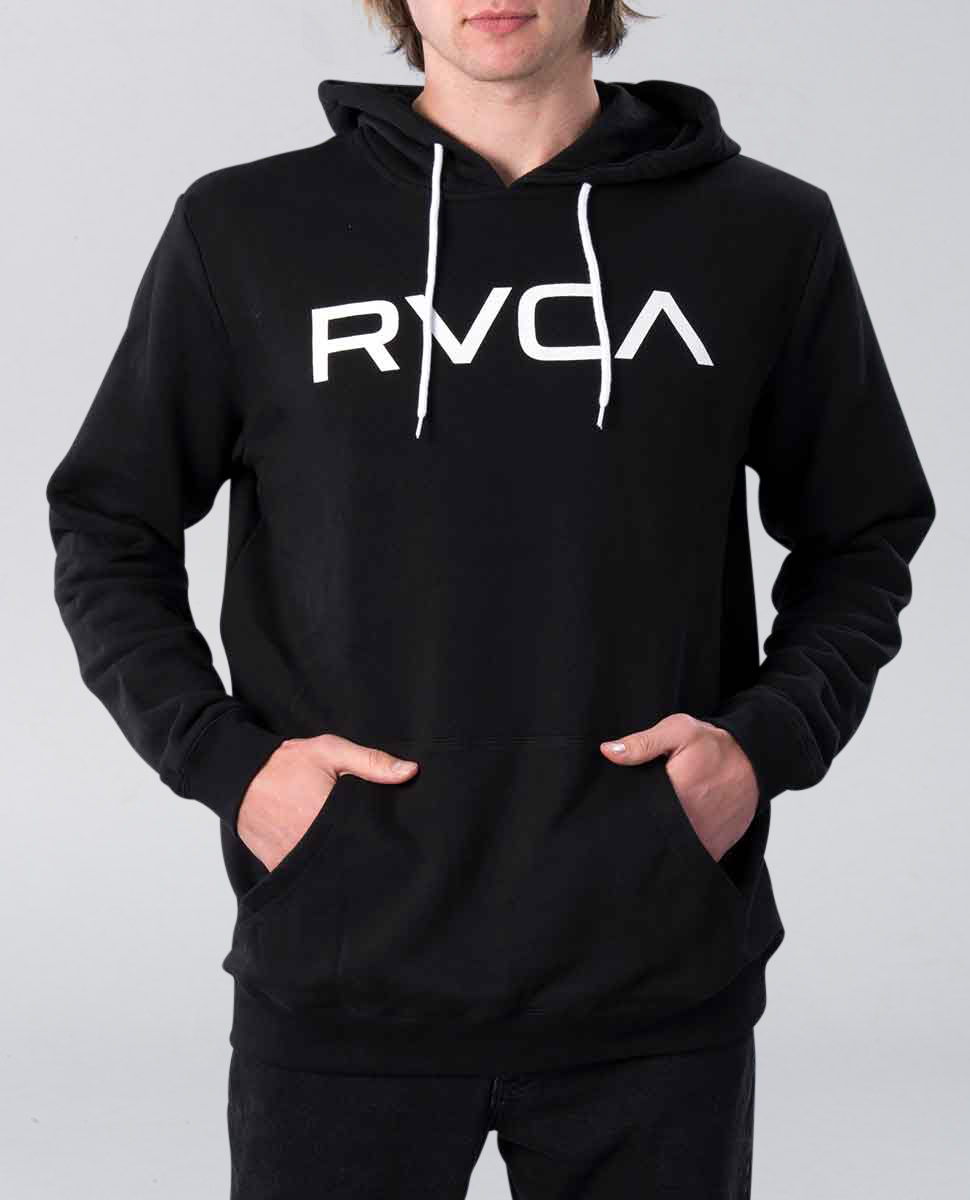 Big RVCA Pullover Fleece