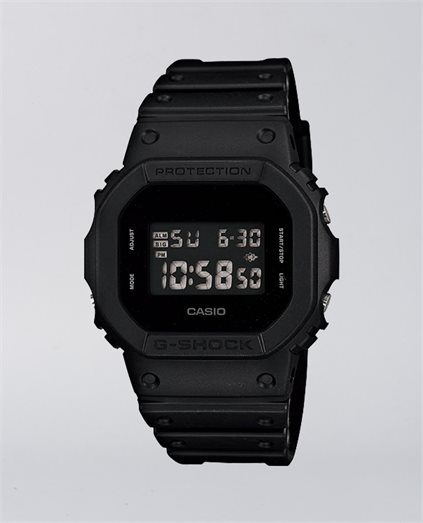 G-Shock Digital Matte Black Watch