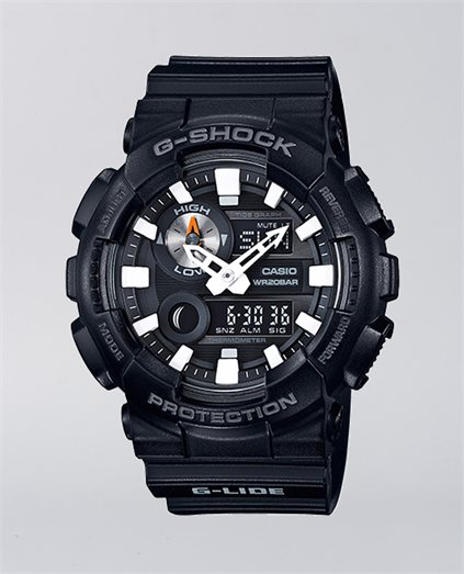 G-Shock Analog-Digital Glide Watch