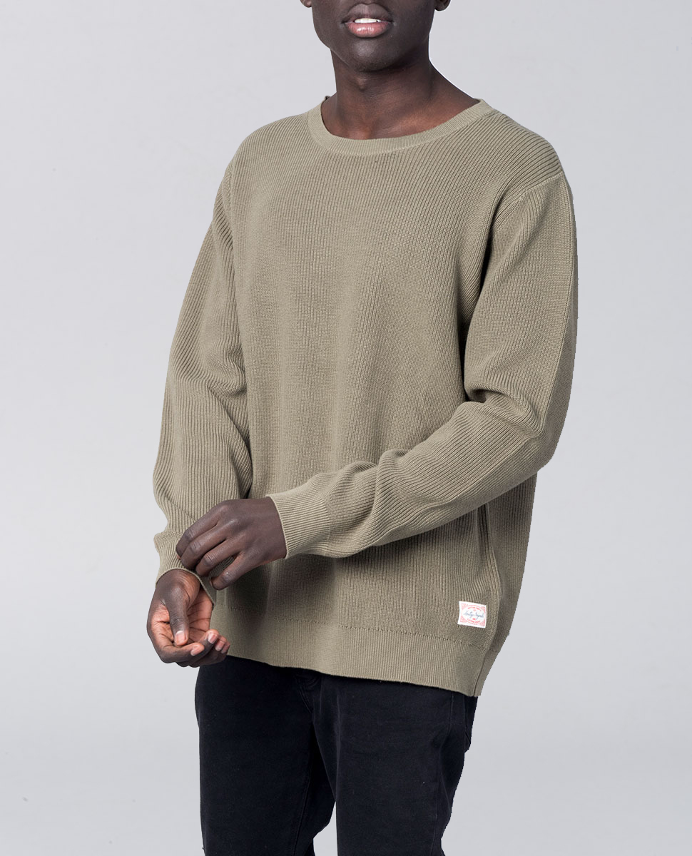 Basic Bunker Knit