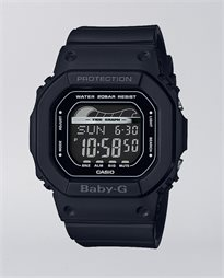 Baby-G Tide Graph Series